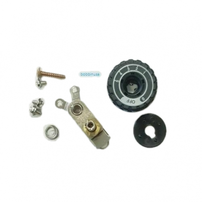 Thermostat Assembly Gravity Feed Iron Silver Star ES300