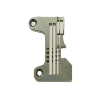 Needle Plate 4 Thread Pegasus Overlock EX, MX, MO-6814
