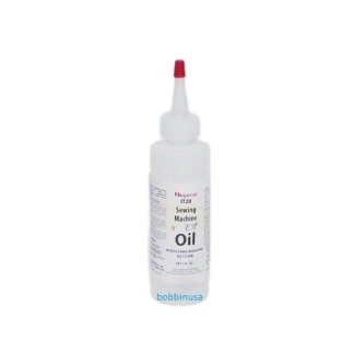 Sewing Machine Oil Clear White 4oz