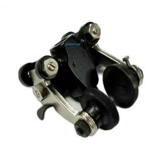 Double Roller Presser Foot Singer 107G 140W 370G 457G 457U