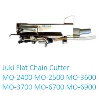 Flat Chain Cutter Juki Overlock Sewing Machine #T035