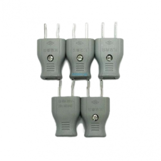 AC Power Adaptor Plug 5pcs Universal 125V 16Amp