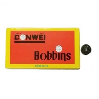 Bobbin Hole Both Side Black Domestic Home Sewing Machine