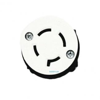 Cooper 3 Phase Plugs Female E2456-N 4 Prongs 220V