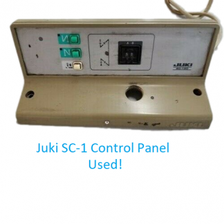 Control Panel Juki Single Needle Machine DDL-5550-6