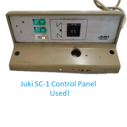 Control Panel Juki Single Needle Machine DDL-5550-6