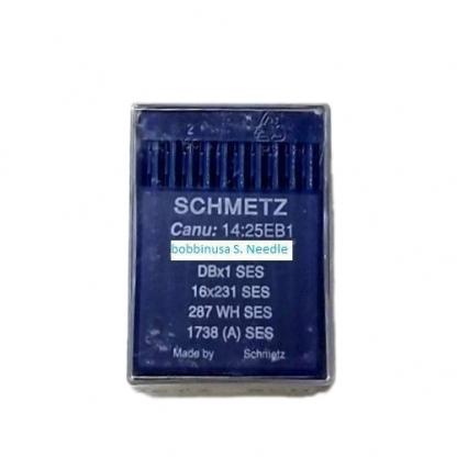 1 Box Single Needle 16x257 Schmetz Sewing Machine