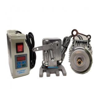 Servo Motor Sewing Machine 550W Brushless 110V Digital