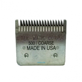 Trimming Blade COARSE TEK-500 Tek-Matic Genuine
