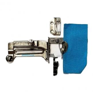 Baby Hem Folder Industrial Single Needle Machine 6 Sizes