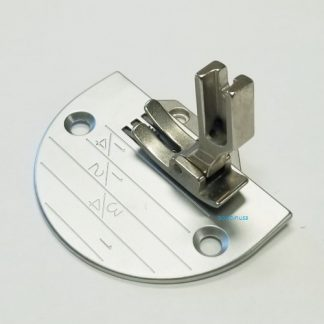 Standard Needle Plate /& Feed Dog Set For Industrial Single Needle Machines