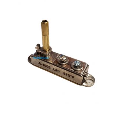 Thermostat Medium Stem Heat Press Bilbee Controls