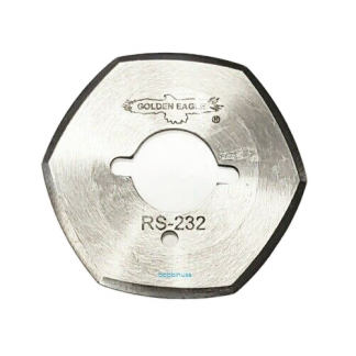 Hexagonal Blades 2 Inch Maimin Cutting Machine RS232