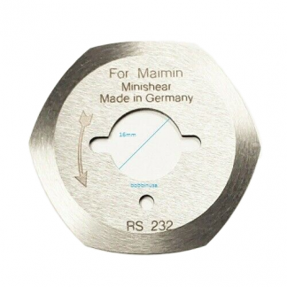 Hexagonal Blades 2 Inch Maimin Cutting RS232 Germany