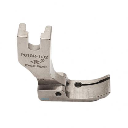 Edge Guide Presser Foot 1/32 R Single Needle Ever Peak