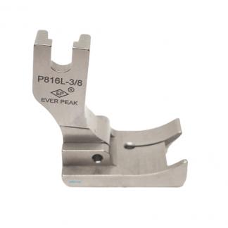 Edge Guide Presser Foot 3/8 Left Single Needle Ever Peak