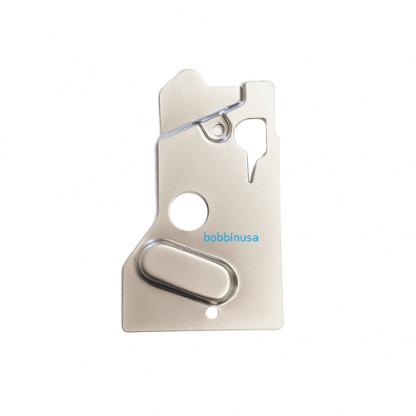 Cloth Guide Plate Side Chain Cutter 4 Thread Pegasus
