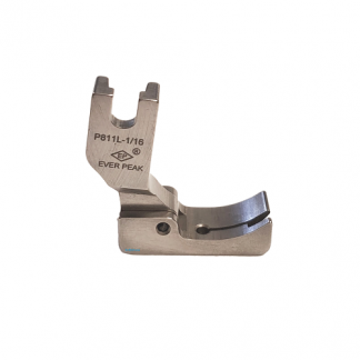 Edge Guide Presser Foot 1/16-L Single Needle Ever Peak