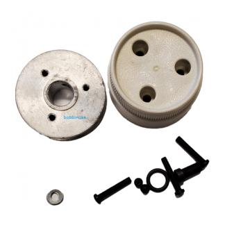 Hand Wheel A/B Set Juki Overlock MO-2400 MO-2500
