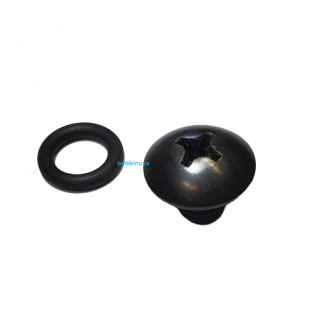 Drain Screw & Seal Juki Overlock Genuine MO-6700